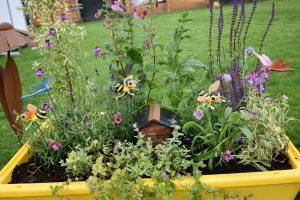 Chatsworth Bee garden